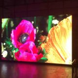 Rapporto P2.5 di alto contrasto dell'interno per la video parete locativa del LED (ledwall)