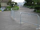 Aufbau-entfernbare temporäre Zäune Zaun/ISO9001/entfernbarer Draht-Zaun