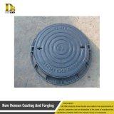 Coperchio di botola duttile del cerchio del ferro fatto in Cina