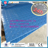 Industrielle Gummiblatt-Anti-Abschleifende Gummiblatt-Farben-industrielles Gummiblatt färben