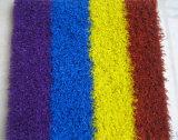 اصطناعيّة/مرج اصطناعيّة مع لون عشب