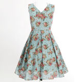 Vintage Retro Reproduction Plus Size Party Dresses