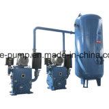 Servocommandes de traitement thermique de vide avec le système de piston rotatoire