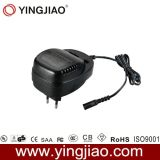 500mA Black Linear Power Adapter con Variable Outputs