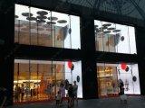 LED a todo color al aire libre que hace publicidad de la pantalla (tablilla de anuncios de LED)