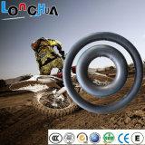 Câmara de ar interna da motocicleta da adesão da firma da válvula da câmara de ar (3.00/3.25-17)