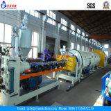 Ligne d'extrusion de l'eau de grand diamètre de HDPE/pipe de fourniture de gaz