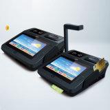 Jp762A Android système TPV pour imprimante / lecteur de carte / NFC / 2D Barcode / 3G avec EMV certificat