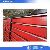 Industrielle Hochleistungsrolle 72 Zoll-Metallhilfsmittel-Schrank