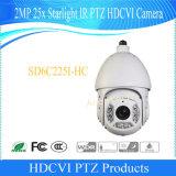 Dahua 2MP 25XのスターライトIR PTZ Hdcviのカメラ(SD6C225I-HC)