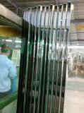 8mm Clear Toughened Glass Polished Edge