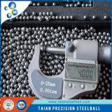 Billes G500 5mm d'acier du carbone de l'approvisionnement AISI1015 d'usine