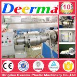 Tubulação do PVC que faz a máquina/linha de produção para a tubulação do PVC