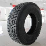 O caminhão de China monta pneus o pneu 315/80r22.5