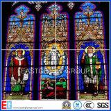 Vitrail (verre décoratif) avec certificat CE (EGST011)