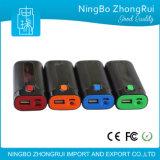 Nieuwe 2015 Recentste Producten in Bank 5200 van de Macht van de Last van de Reis Powerbank van de Telefoon 4400mAh/5200mAh/5600mAh van de Markt Draagbare Mobiele mAh