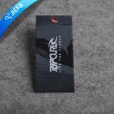 Tag feito sob encomenda do cair do papel de embalagem Da forma nova para a roupa