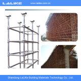 Andamio de acero resistente de Cuplock para la construcción de edificios
