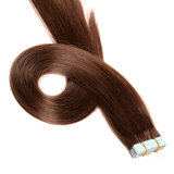 "22 "" ExtensionsのOmbre Tape Extensions 20PCS Promotion Tape Hair Extensions T1b/6# NaturalブラジルのHuman Hair Ombre Tape"