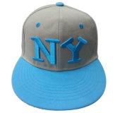 花ファブリックによって合われる野球帽(NE027)