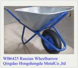 良質および機能空気の車輪の手押し車(Wb6425)