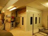 Cabine Diesel da pintura de pulverizador do aquecimento