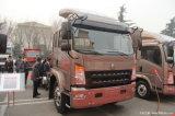 Camions du commandant 168HP 4X2 du camion léger HOWO de Sinotruck