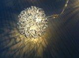 Luzes extravagantes da corda do diodo emissor de luz, luz da decoração do diodo emissor de luz