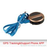 Mini GPS Tracker avec GPS + Lbs double positionnement (T8S)