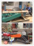 自動移動式円の製材所機械