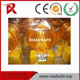 Roadsafe Ce Cegador LED Solar Advertencia Barricada Luces / Barricading Lámparas