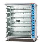 Плита газа оборудования доставки с обслуживанием люкс с печью газа