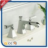 Двойной смеситель тазика ручки для цены по прейскуранту завода-изготовителя тазика ванной комнаты