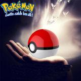 Pokemon는 휴대용 힘 은행 제 3 세대 전화 충전기 Pokeball 간다
