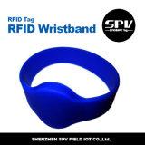 Wristband Hf RFID заплывания ISO14443A франтовской