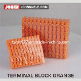 Fused plástico Terminal Blocks com CE
