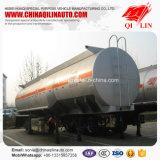 semi Aanhangwagen van de Tanker van het Vervoer van de Vloeistoffen van de Capaciteit van 36cbm de Corrosieve