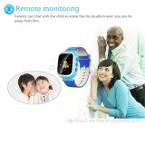لون شاشة [غبس] جهاز تتبّع ساعة لأنّ جدي مع سليكوون أو [بو] نطاق خيارات