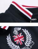 Coutume vous possédez le T-shirt du polo des hommes de mode de coton de logo de broderie