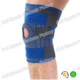 Расчалка колена медицинской ранга неопрена стабилизированная открытая с Patella