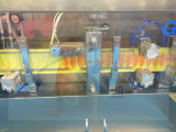 [غّس-118] شفويّ سائل [أمبوول] بلاستيكيّة يملأ [سلينغ] آلة
