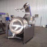 Bouilloire à cuire revêtue automatique avec le taraud et le mélangeur