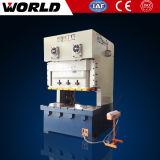 Plegamiento para corte de metales de la hoja y máquina de la prensa