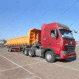 Estilo de Europa de Sinotruk HOWO A7 420HP 100 cabeza tractora Ton