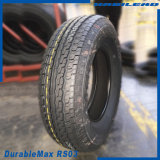 Pneumático Semi de aço do carro de passageiro da fábrica do pneumático do pneumático 165/65r13 175/70r14 195r14c 195r15 Clanvigator do PCR