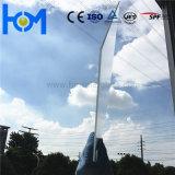 3.2mm закалили стекло низкого утюга супер ясное солнечное для панели солнечных батарей