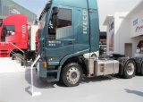 Euro 4 (versiones del carro del tractor de Saic Iveco Hongyan C100 390HP 6X4 de la alta calidad del camino de Chang)
