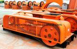 Refraktäres Material-Pflanzenverbrauch-Doppelt-Rollen-Zerkleinerungsmaschine