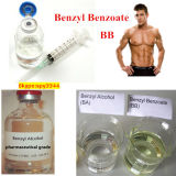 Benzoate benzylique liquide jaune pâle (BB) pour le dissolvant organique Oap-015 sans couleur