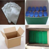 bottiglia/fiale della droga 60ml per 100 pillole della medicina (con il coperchio, la protezione della guarnizione)